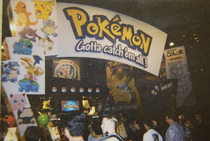 PGC/NWR 10th Anniversary: Nintendo's Pokemon Yellow Booth at E3 1999