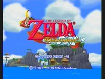 PGC/NWR 10th Anniversary: The Legend of Zelda: The Wind Waker Title Screen