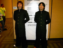 Game Developers Conference 2007: Ouendan Support Keiichi Yano at GDC