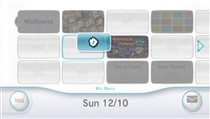 Rearranging the Wii Menu