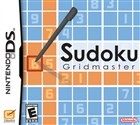 Sudoku Gridmaster Box Art