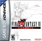 Final Fantasy VI Advance Box Art