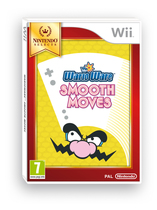 WarioWare: Smooth Moves Box Art