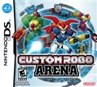 Custom Robo Arena Box Art