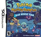 Pokemon Mystery Dungeon: Blue Rescue Team Box Art