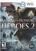 Medal of Honor Heroes 2 Box Art