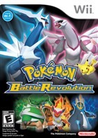 Pokémon Battle Revolution Box Art
