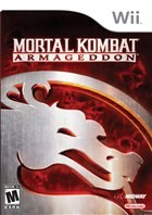 Mortal Kombat: Armageddon Box Art