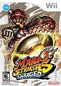 Mario Strikers Charged Box Art