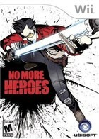 No More Heroes Box Art