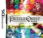 Puzzle Quest: Challenge of the Warlords Box Art
