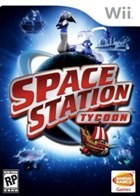 Space Station Tycoon Box Art