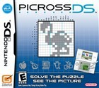 Picross DS Box Art