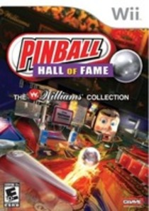 Pinball Hall of Fame – The Williams Collection Box Art