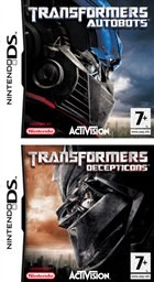 Transformers: Autobots & Decepticons Box Art
