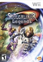 Soulcalibur Legends Box Art