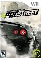 Need for Speed ProStreet Box Art