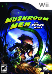 Mushroom Men: The Spore Wars Box Art