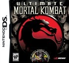 Ultimate Mortal Kombat Box Art