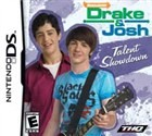 Drake & Josh: Talent Showdown Box Art