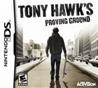 Tony Hawk's Proving Ground Box Art