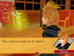 Penny Arcade Expo 2009: Roxas Needs Help Flying