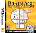 Brain Age: Train Your Brain in Minutes a Day Box Art