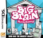 Big Brain Academy Box Art