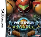 Metroid Prime Pinball Box Art