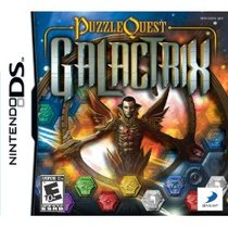 Puzzle Quest: Galactrix Box Art