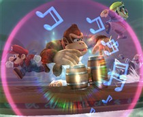 K.K. Slider's got nothing on DK.