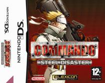 Commando: Steel Disaster Box Art