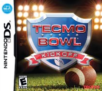 Tecmo Bowl: Kickoff Box Art