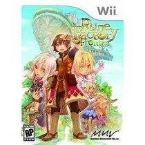 Rune Factory: Frontier Box Art