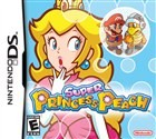 Super Princess Peach Box Art