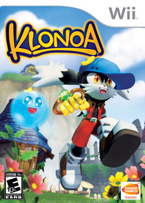 Klonoa Box Art