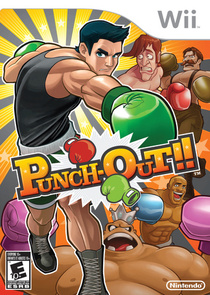 Punch-Out!! Box Art