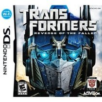 Transformers: Revenge of the Fallen Autobots and Decepticons Box Art