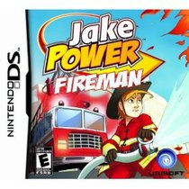 Jake Power Fireman/Policeman Box Art