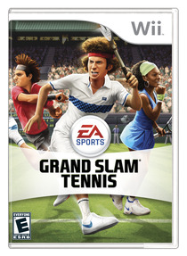 Grand Slam Tennis Box Art