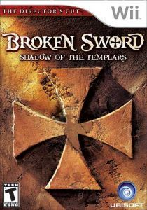 Broken Sword: The Shadow of the Templars: Director's Cut Box Art