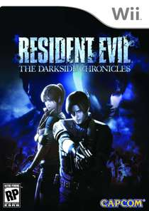 Resident Evil: The Darkside Chronicles Box Art
