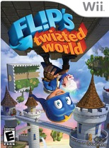 Flip's Twisted World Box Art