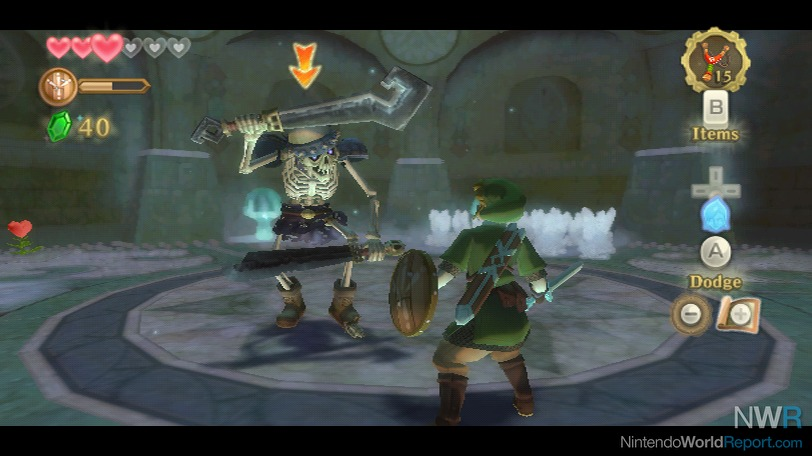 how to play skyward sword on dolphin without wiimote
