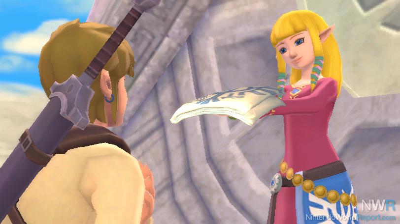 Zelda skyward sword roulette trick