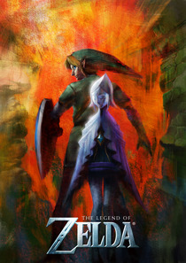 Electronic Entertainment Expo 2009: The Legend of Zelda concept art