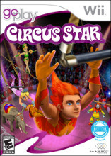 Go Play Circus Star Box Art
