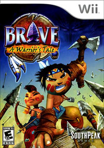 Brave: A Warrior's Tale Box Art