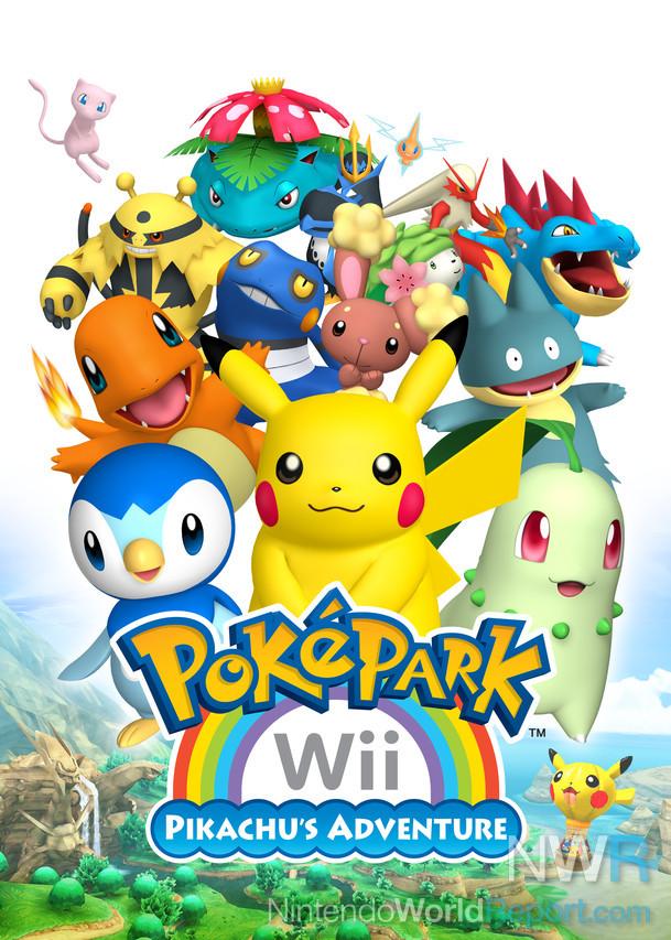 PokéPark Wii: Pikachu's Adventure Preview - Preview ...