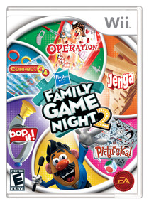 Hasbro Family Game Night 2 Box Art